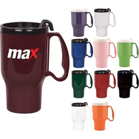 Promotional Roadster Travel Mugs