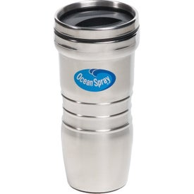 Logo Stainless Steel Retro Tumbler