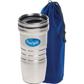 Stainless Steel Retro Tumbler (16 Oz.)