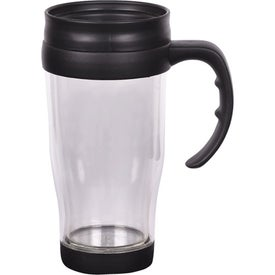 Translucent Cafe Mug for Your Organization