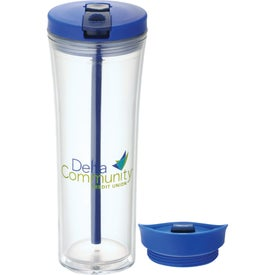 Hot and Cold Tower Tumbler for Marketing
