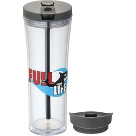 Customized Hot and Cold Tower Tumbler