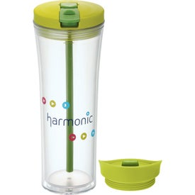 Hot and Cold Tower Tumbler Imprinted with Your Logo