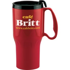 Sportster Mug for Advertising