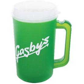 Insulated Vapor Mug with Your Logo