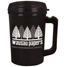 Insulated Mug with Your Slogan