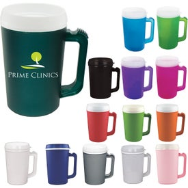 Insulated Mug (22 Oz.)