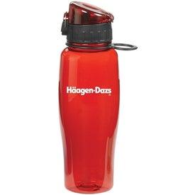 Custom Islander Polycarbonate Bottle