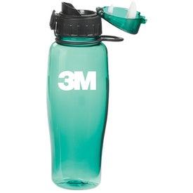 Logo Islander Polycarbonate Bottle