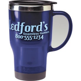 Logo Acrylic Travel Mug