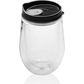 Acrylic Tumbler with Lid (15 Oz.)