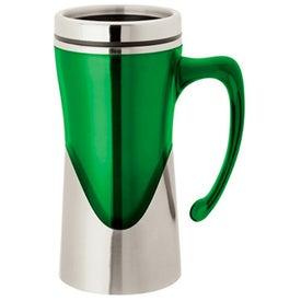 Custom Aelius Acrylic/Stainless Steel Mug