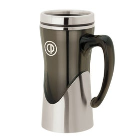 Aelius Acrylic/Stainless Steel Mug Branded with Your Logo