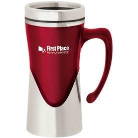 Aelius Acrylic/Stainless Steel Mug