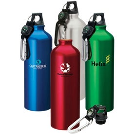 Aluminum Sport Flask II (1 L)