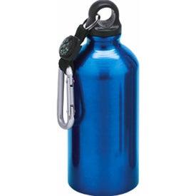 Aluminum Sport Flask II for Advertising