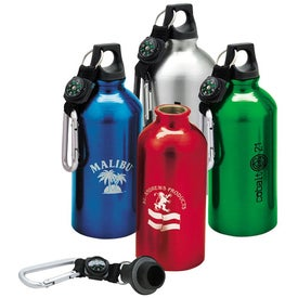 Aluminum Sport Flask II