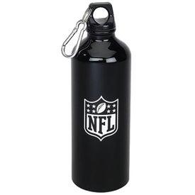 Branded Aluminum Water Bottle