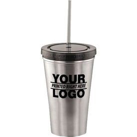 Alumni Steel Varsity Tumbler with Straw for your School
