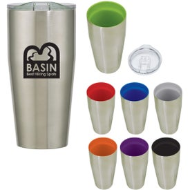Anderson Ceramic Stainless Steel Tumbler (18 Oz.)
