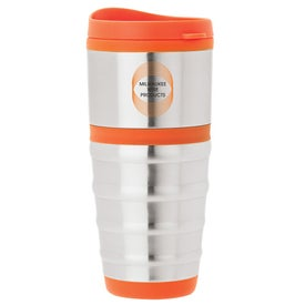 Anillo Steel and PP Tumbler for Promotion