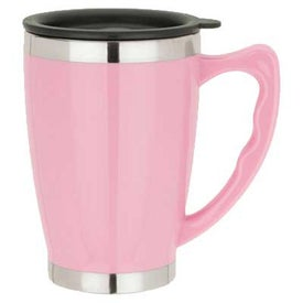 Anton Acrylic Stainless Steel Mug for Marketing