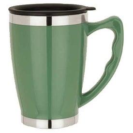 Logo Anton Acrylic Stainless Steel Mug