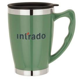 Anton Acrylic Stainless Steel Mug for Customization