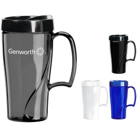 Arrondi Travel Mugs (16 Oz.)