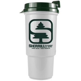 Personalized Recycled Auto Cup