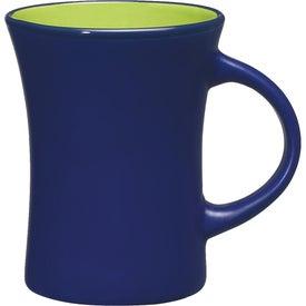 Aztec Flare Mug with Your Slogan