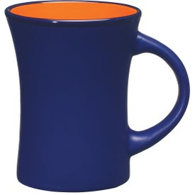 Aztec Flare Mug Imprinted with Your Logo