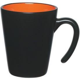 Aztec Open Handle Mug (9 Oz.)