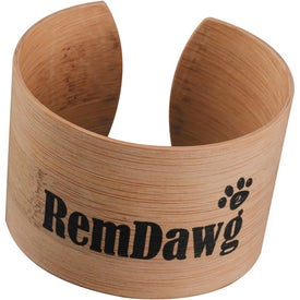 Personalized Bamboo Ceramic Tumbler