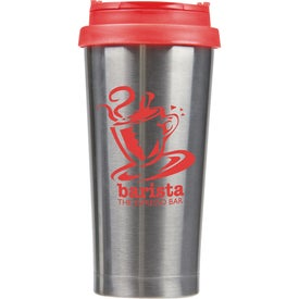 Printed Barista Double Wall Stainless Tumbler