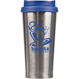 Barista Double Wall Stainless Tumbler (16 Oz.)