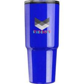 Barton Plastic Double Wall Travel Mug (32 Oz.)