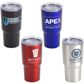 Belmont Vacuum Insulated Stainless Steel Travel Tumblers (20 Oz.)