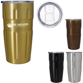 Benton Stainless Steel Tumbler (20 Oz.)