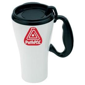 Monogrammed Big Grip Mug