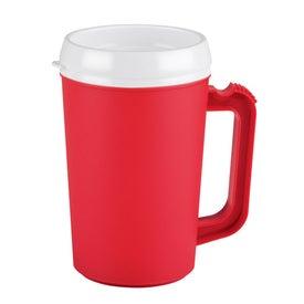 Branded Big Bogie Insulated Travel Mug