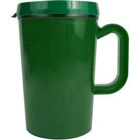 Big Joe Insulated Mug Printed with Your Logo