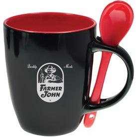 Bistro Mug Printed with Your Logo