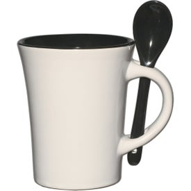 Blanco Spooner Mug with Your Logo