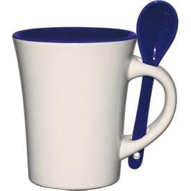 Blanco Spooner Mug for Marketing