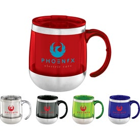 Brew Desk Mugs (14 Oz.)