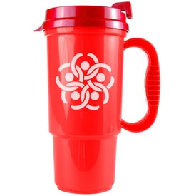 Bright Colors Auto Mug for Marketing