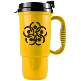 Bright Colors Auto Mug with Your Logo