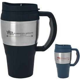 Monogrammed Bubba Classic Travel Mug