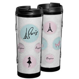 Bubble Tumbler for Advertising